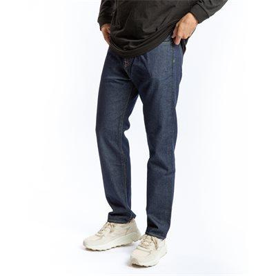 Straight fit | Jeans | Blå